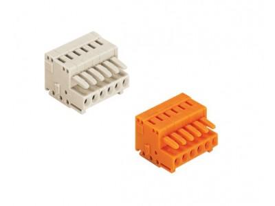 WJ0201-0102P разъемная клемма MCS на кабель