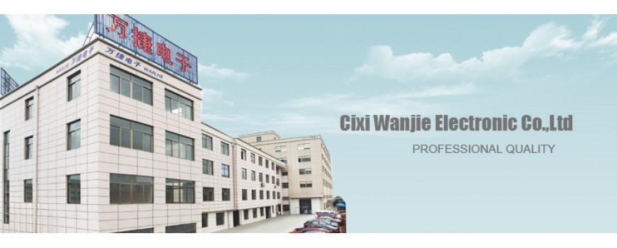Клеммы Wanjie Electronics на печатную плату
